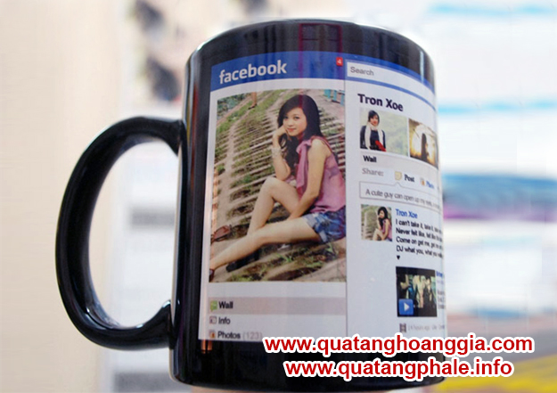 cốc in facebook cá nhân lấy ngay tại hà nội, in ảnh facebook lên cốc, ly cốc facebook, cốc sứ in facebook cá nhân