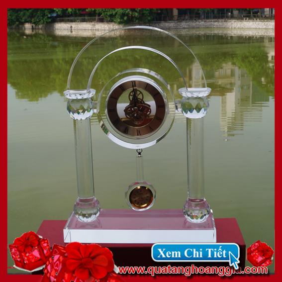 Đồng Hồ Pha Lê 16