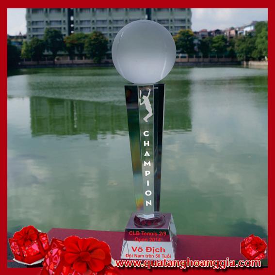 CÚP THỂ THAO 23 - Cúp quân vợt Tennis