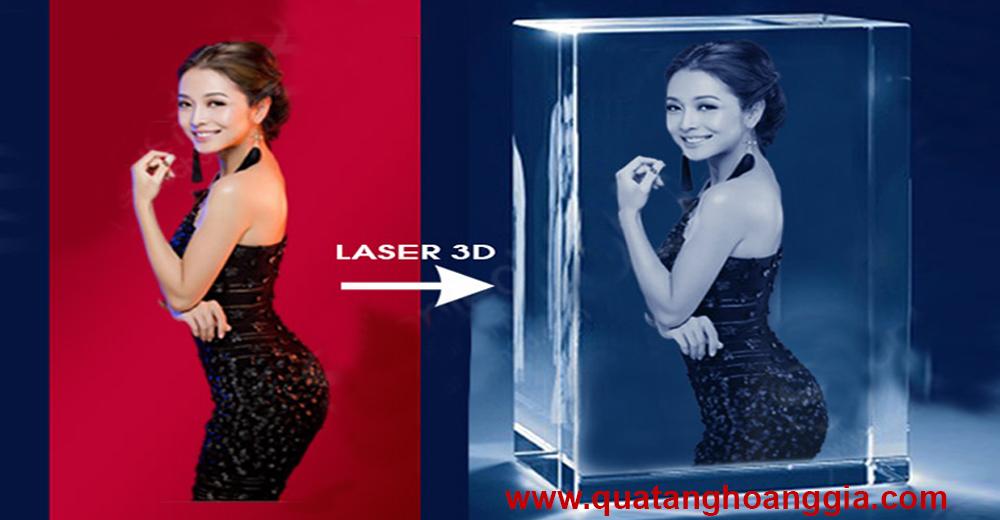 Pha lê 3D